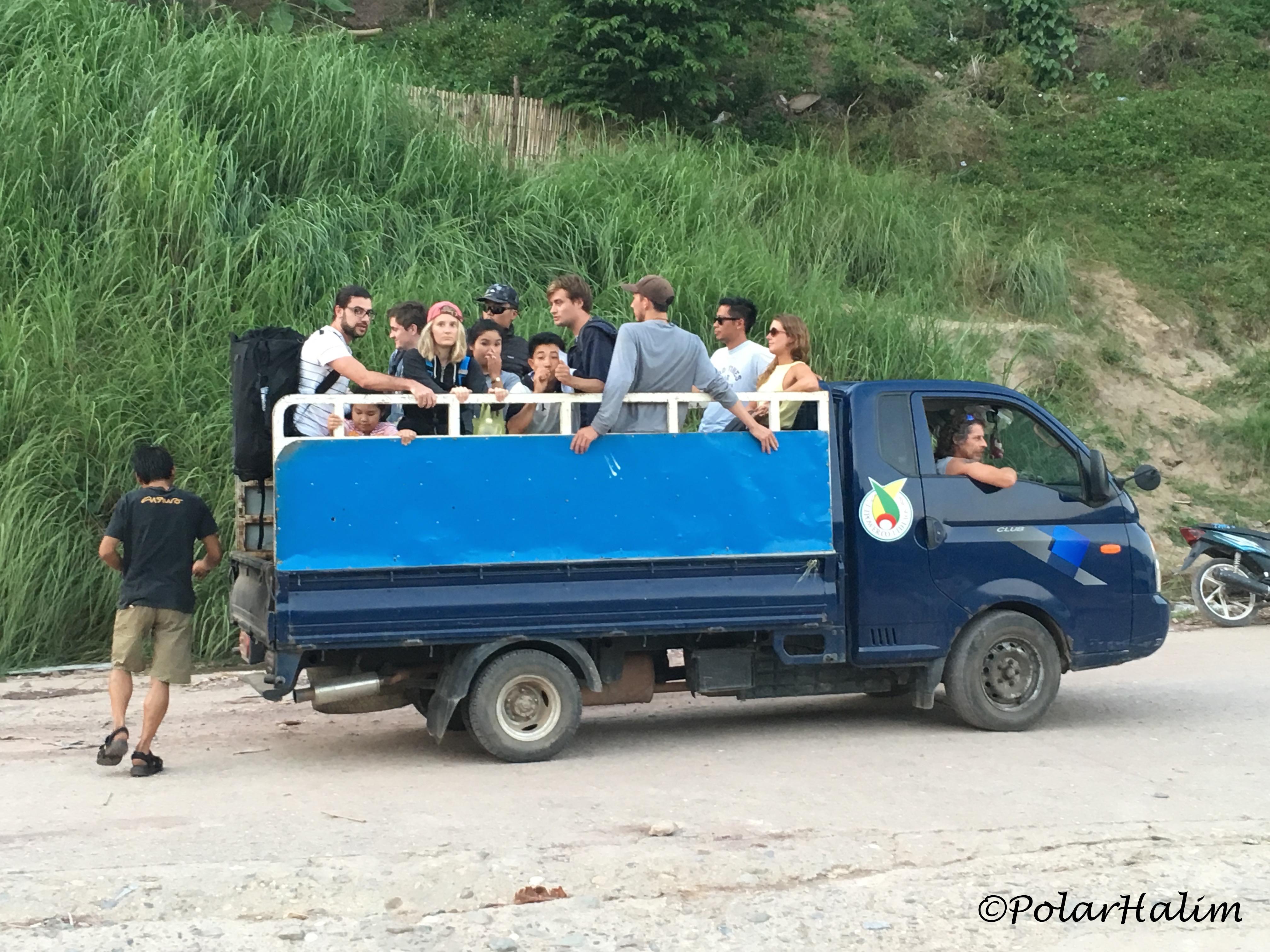 Pickup Transportation
