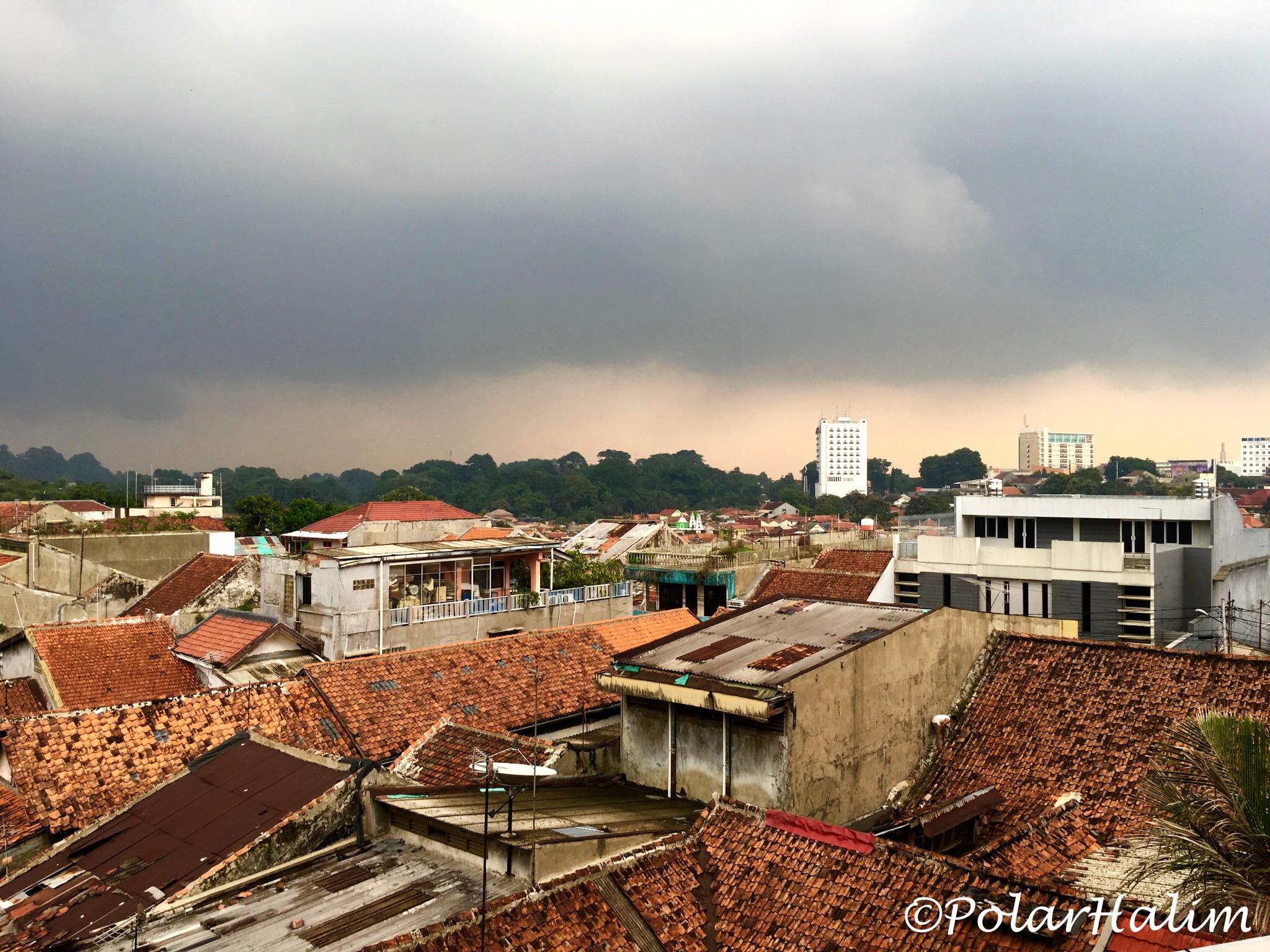 Bogor Skyline