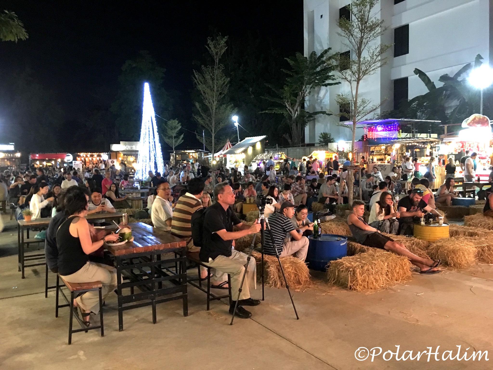 Night Market Show