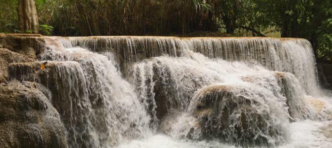 Kuang Si Waterfall – Luang Prabang, Laos