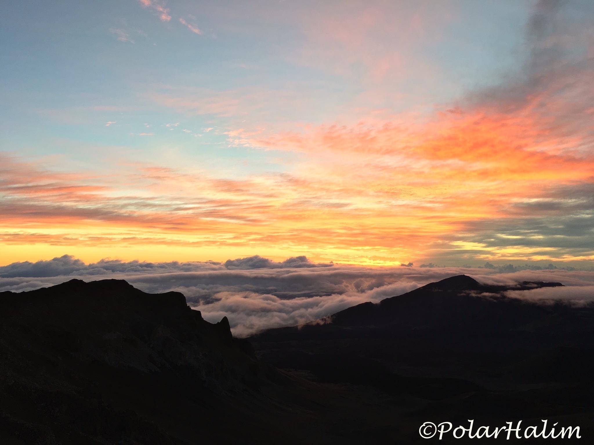 Sunrise Maui